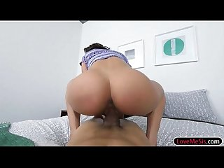 Stepsis teanna trump gives head and fucked by big cock