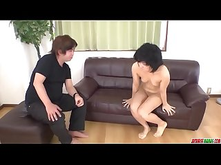 Saki umita bends for cock during casting and gets anal fucked more at japanesemamas com