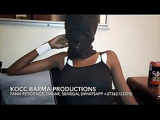Premier filme porno du Senegal avec Eva Jessica Fall (bande annonce)