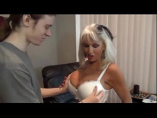 Reward from mommy more videos on www 69sexlive com