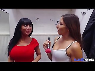 Les sublimes cle a et valentina se godent lors dune session lesbienne full video