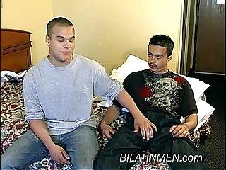 Latino fucking men