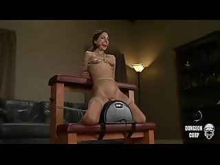 Trinity St Claire bdsm and forced orgasms