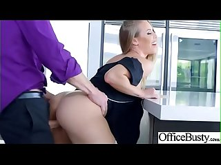 Naughty girl nicole aniston with big tits enjoy sex in office Vid 14