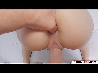 daughter wants her dad's cum