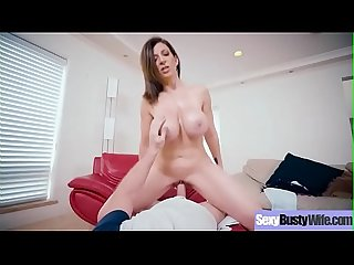 Big round boobs wife sara jay banged hard style in sex tape Vid 25