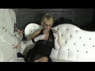 Monicamilf in A classic 30s retro porn norwegian vintage
