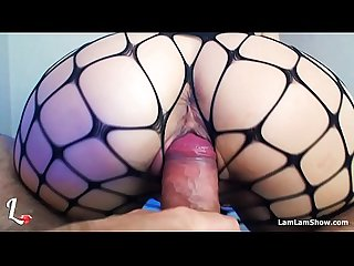 Close up fuck cumshot on ass alena lamlam webcam show 3 part 5