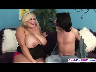 Blonde bbw banged by her neighborgood-from-the-back-hd-3