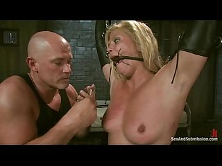 Ginger lynn in real bondage gettting fucked excl
