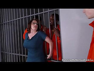 Milf maggie green fucked by two black cocks