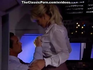 Houston, Rebecca Lord, T.T. Boy in classic porn video