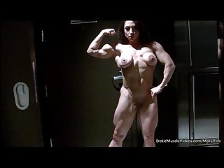 Eroticmusclevideos smooth showing and brandimae s hardbody