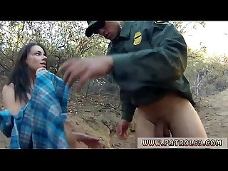 Cops punish xxx Mexican border patrol agent has his own ways to fend