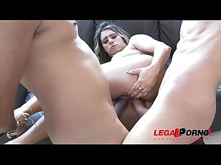 Mia linz latina slut mia linz rough dp with two monster cocks