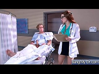 Sex Adventures Between Doctor And Beauty Sluty Patient (Veronica Vain) video-30