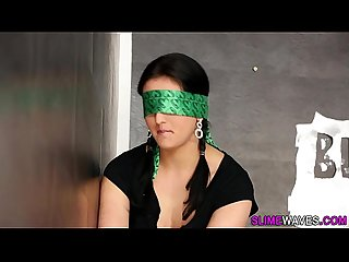 Blindfolded videos