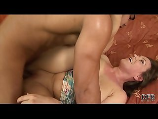 Horny milf gets fucked by big black cock hardcore interracial Sex for Mature Xxx