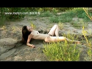 Chinese nude model tang fang2