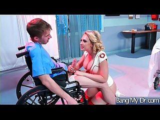 Doctor Seduced And Hard Bang A Horny Sexy Patient (Kagney Linn Karter) video-11