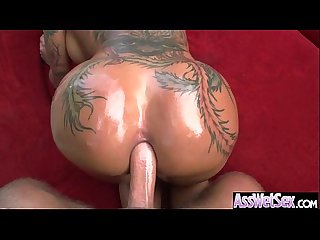 Anal bang on cam with big ass oiled girl bella bellz movie 06