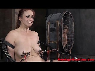 Bdsm bella rossi tortured electronically