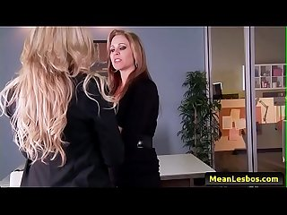 Hot and MEan Lesbians - Disciplinary Action Part One with Julia Ann & Olivia Austin 01