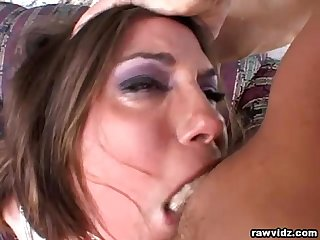 Samantha roxx hardcore threesome