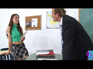 Zarena summers strip off my uniform