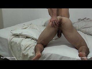 Horny ripped jock