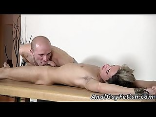 Extreme foot fetish tube gay Brit twink Oli Jay is trussed down to