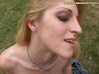 Interracial cum swallowing