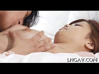 Gstring bitch gets pussy plunged