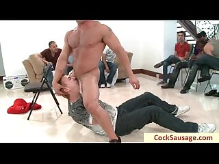 15 guys and one incredible sausage by cocksausage