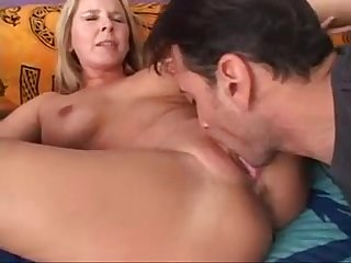 milf from TheMilfaholic(dot)com fucks younger guy