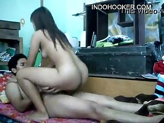 Indonesian scandal teen having sex at their first date