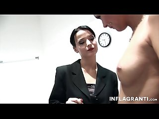 Nasty Milf German Boss