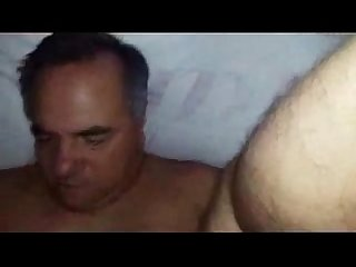 Twink fucking mature married guy chavito cogiendo a maduro casado