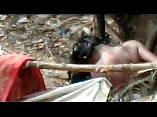 UP slum girl