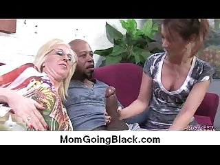 Interracial sex MILF fucked by monster cock 28