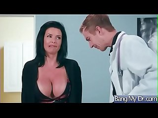 (Veronica Avluv) Hot Patient Seduce And Bang Doctor clip-26