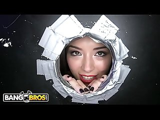 BANGBROS - Asian Teen Daisy Summers Visits Our Dank Ass Glory Hole