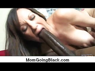 Watch milf going black interracial free porn 24