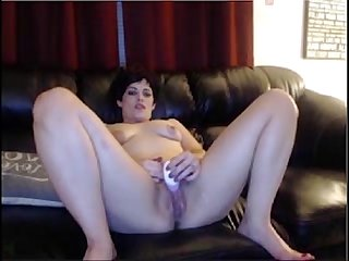 Toys and Fingers on Webcam Delayed but Repeated Orgasms. My X-mas live webcam sh