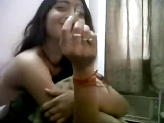 Desi honeymoon couple romance in hotel