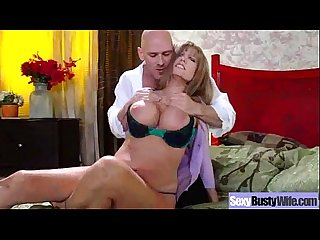 Hardcore action with superb big melon tits mommy darla crane video 13