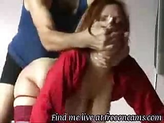 Amateur woman dominated on freeoncams com