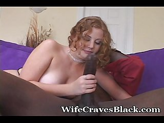 Interracial fantasy cums true