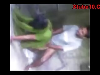 Indian village Desi girl dogy style sex video