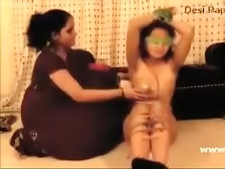 New never seen indian lesbian bondage hardcore sex Hindi audi0
